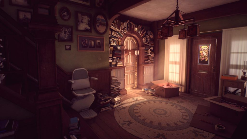 what remains of edith finch room sample