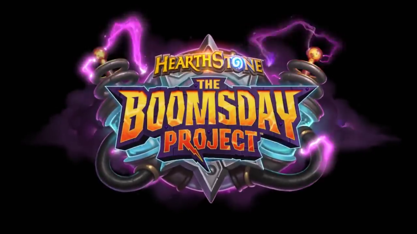New Hearthstone Expansion Announced: The Boomsday Project