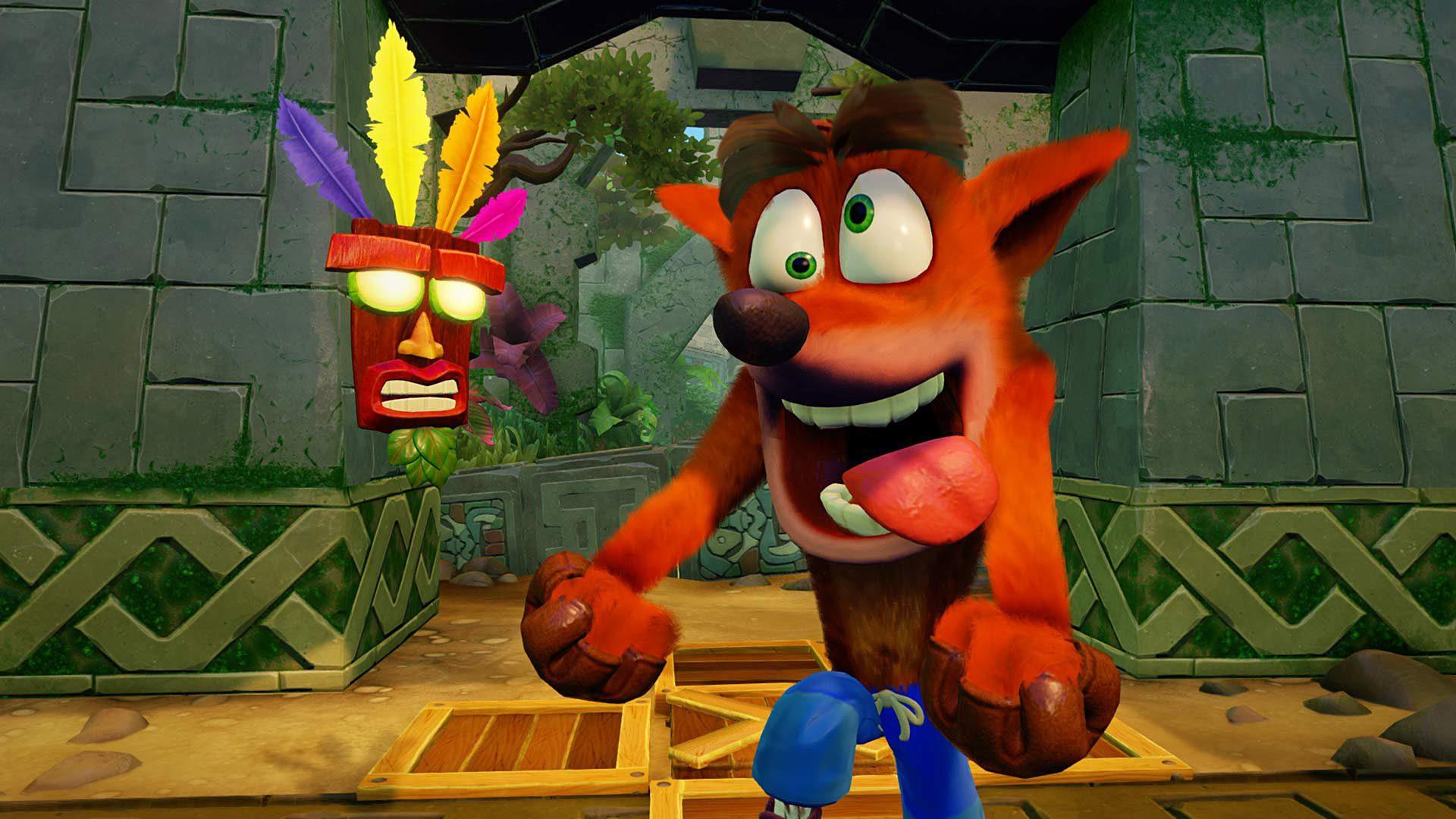 Crash Bandicoot Tops Weekly UK Sales Charts
