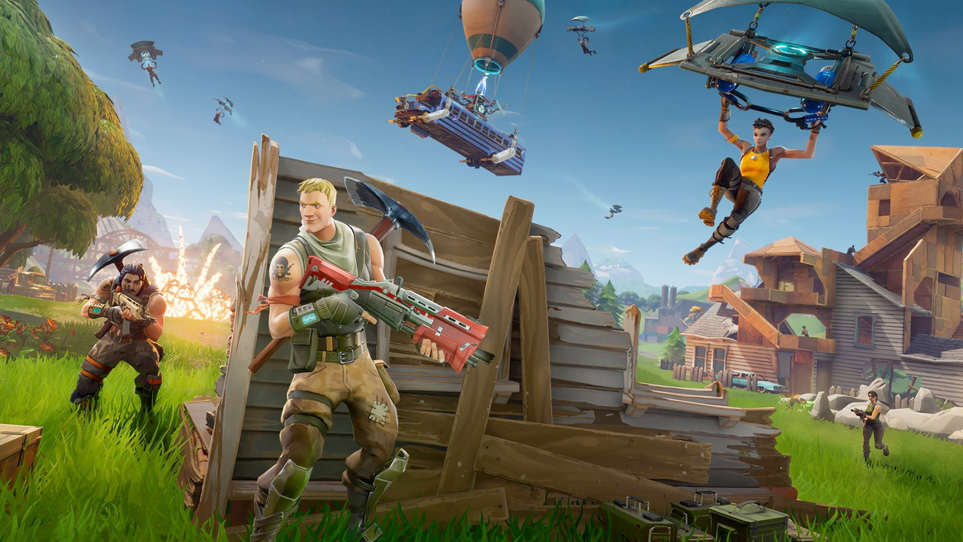Fortnite On Android Enters Beta This Week