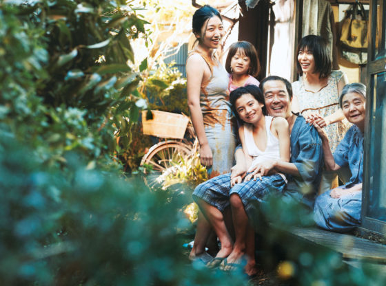 Shoplifters Review | A Compassionate Small-Time Crime Drama |