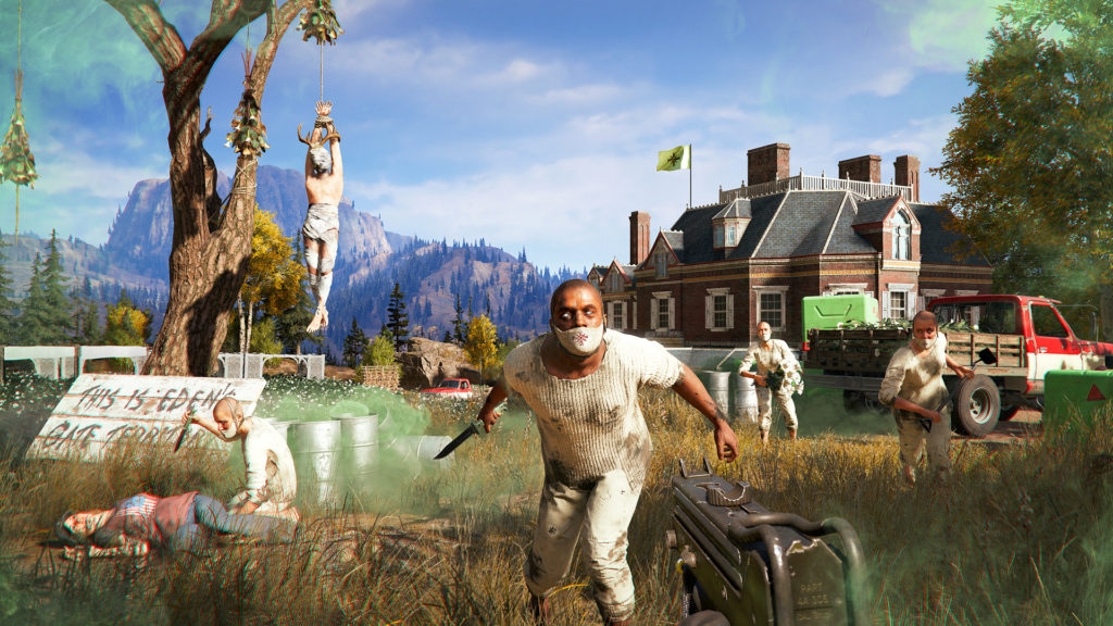Far Cry 5 A Story That Played Us For Fools Gamervw