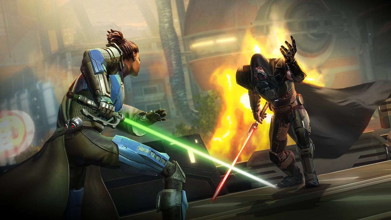 Star Wars: The Old Republic: Onslaught