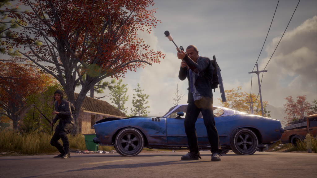 Home Sweet Home: Starting Out In State Of Decay 2's