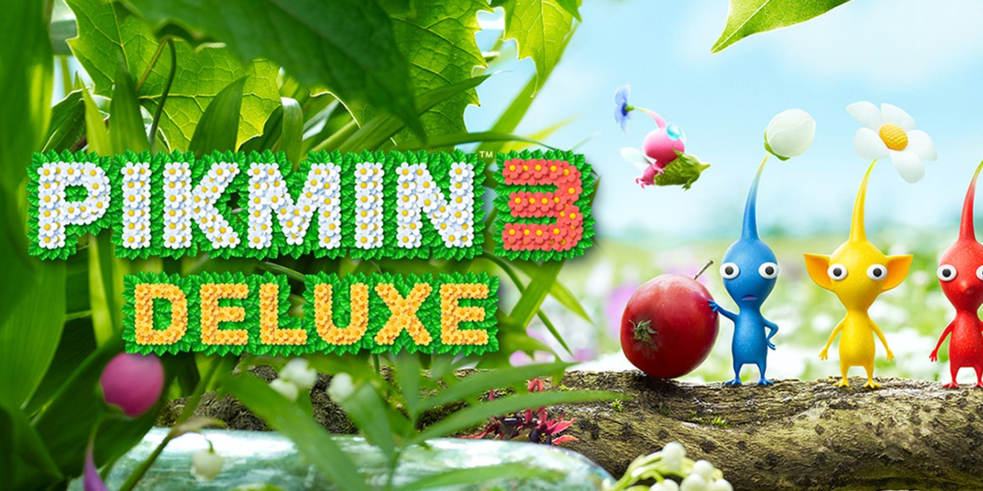 Pikmin 3 Deluxe Announced For Nintendo Switch Gamervw