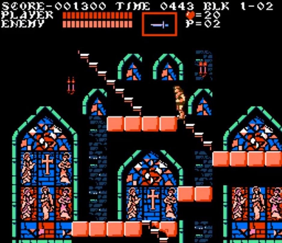castlevania 3 dracula's curse